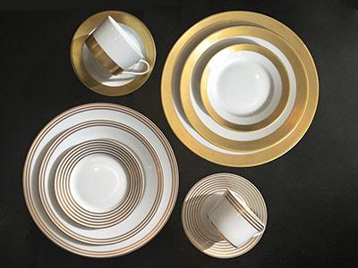 Formal Dinnerware & Bridal Bests Tableware Gallery | BridalGuide