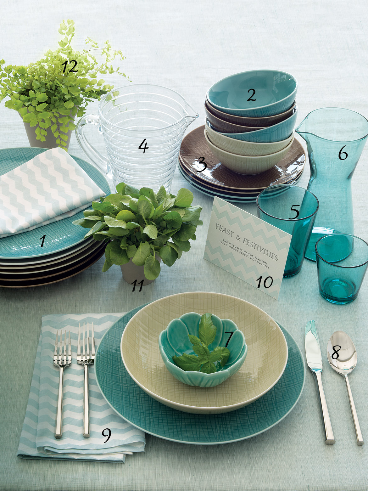 Registry picks for couples who love to entertain at home for At home wedding registry