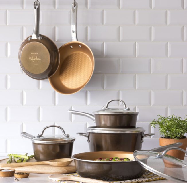 Ayesha Curry cookware set at JCPenney