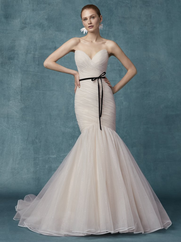 Maggie Sottero Mermaid Gown