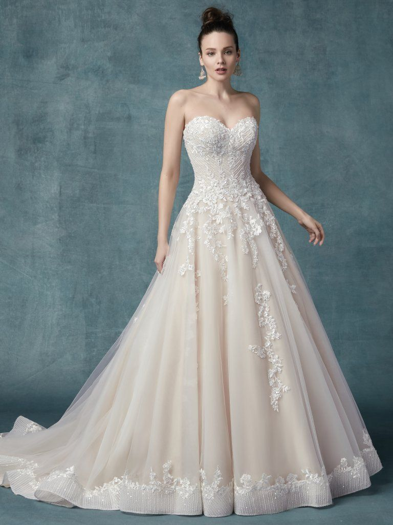 Maggie Sottero Ball Gown