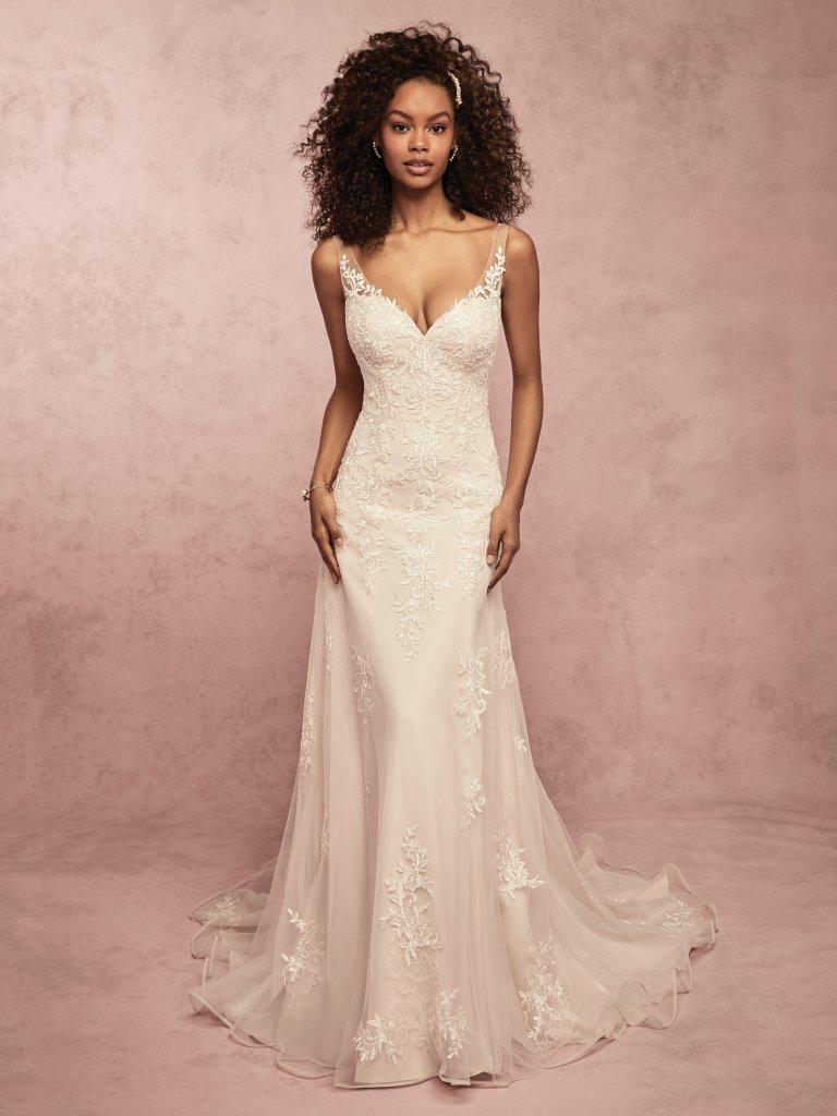 Rebecca Ingram Astrid A-Line Gown