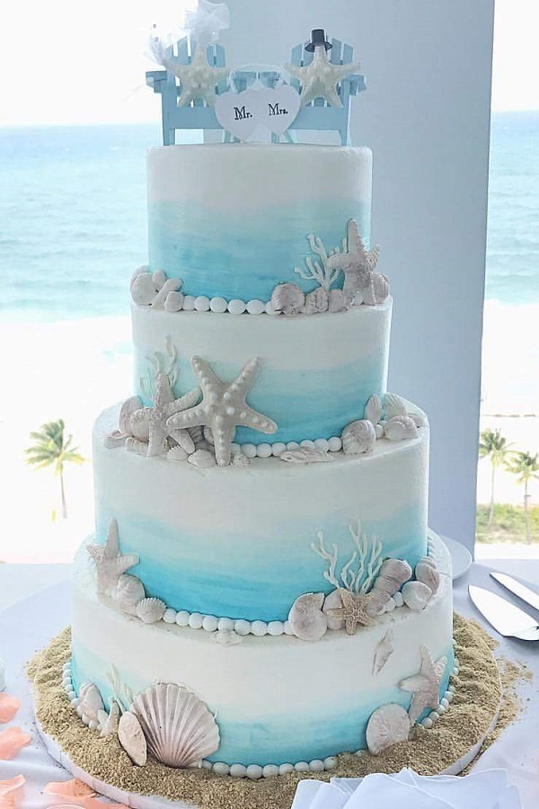 summer themed wedding cakes 6 summer wedding cakes we bridalguide 20593