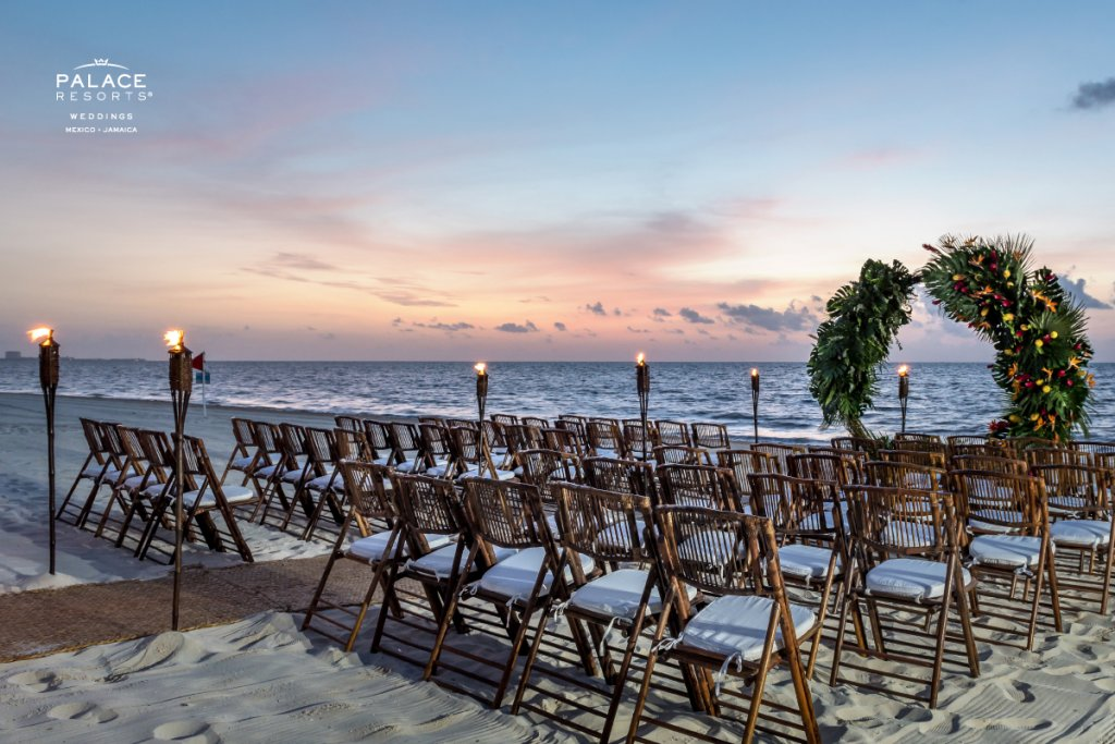 Palace Resorts Weddings in Mexico and Jamaica