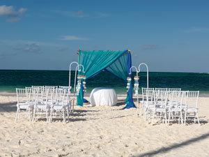 Paradisus wedding pictures