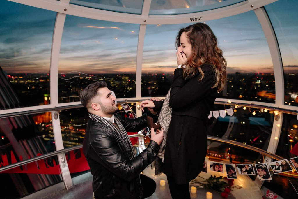 V-day-proposal-London-eye