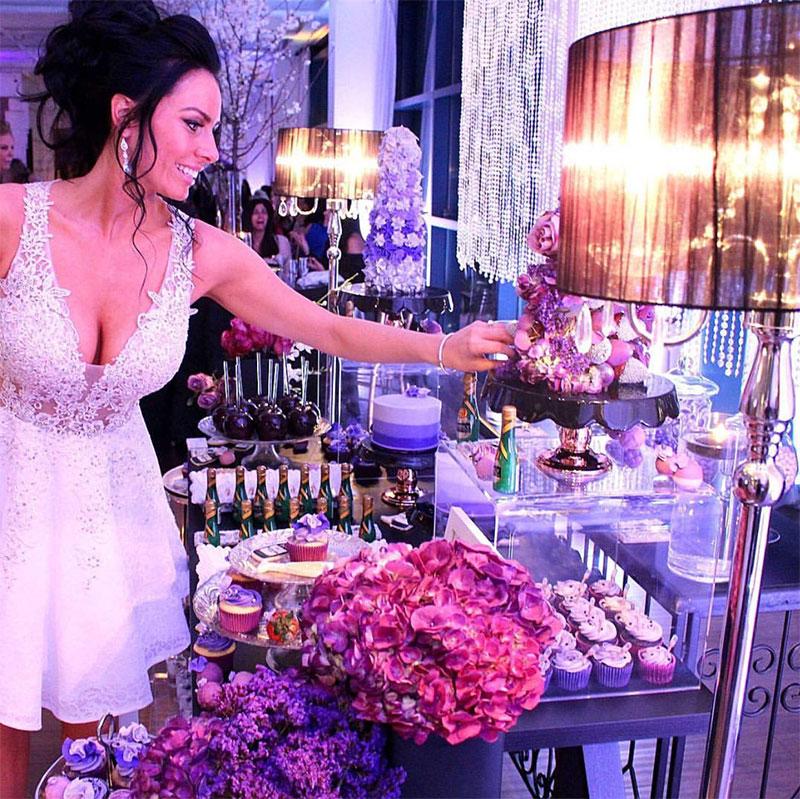 venus et fleur bridal shower