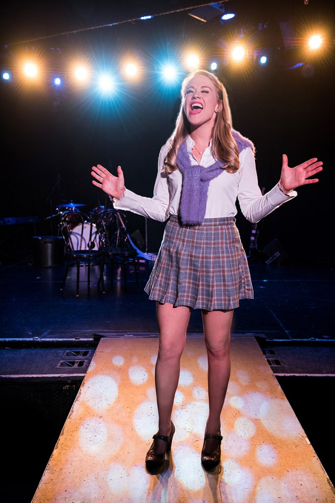Carrie St. Louis as Annette Hargrove in Cruel Intentions the Musical Experience