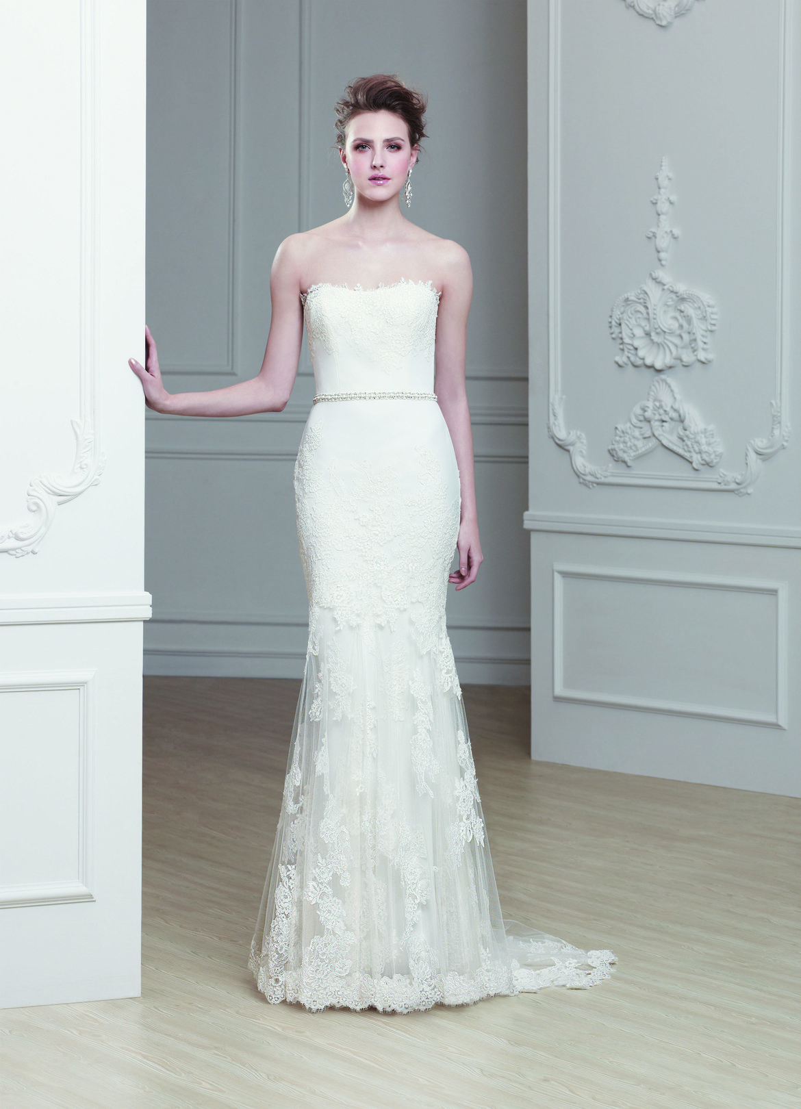 Bridal Trends Inspired by the 2013 Golden Globes   BridalGuide