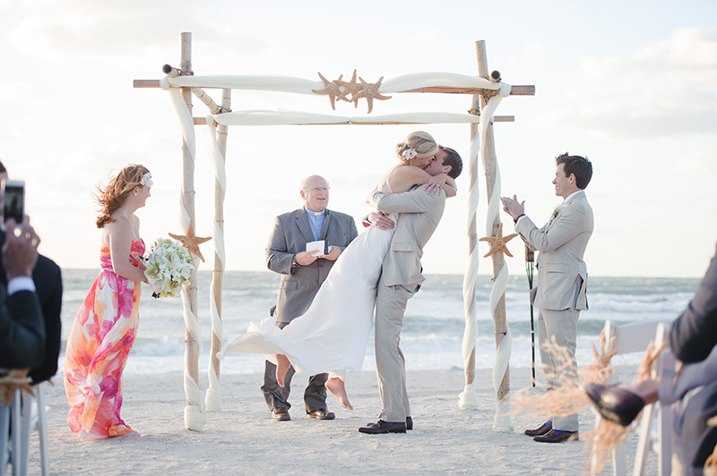 Beaches and Beginnings - Get Married in Fort Myers, FL | BridalGuide