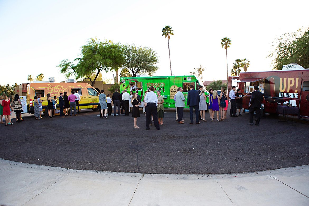 wedding food trucks