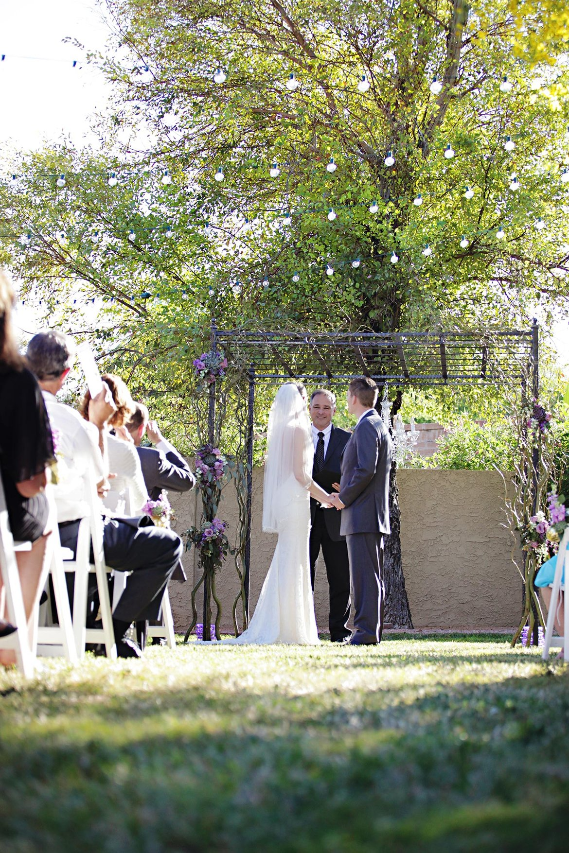 the pros and cons of throwing a backyard wedding bridalguide