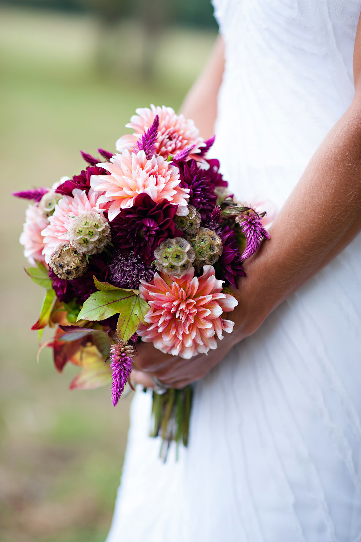 The most beautiful ideas for your wedding bouquet for Best wedding flower arrangements