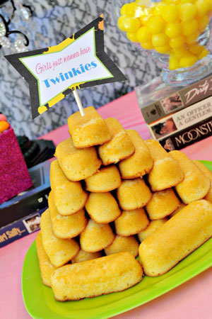 twinkies and 80s movies