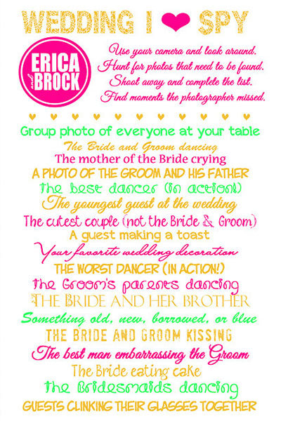 Awesome Wedding Ideas Inspired By The 80s Amp 90s