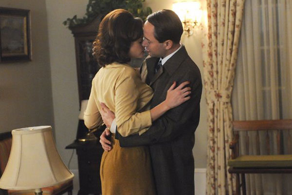 alexis bledel vincent kartheiser mad men