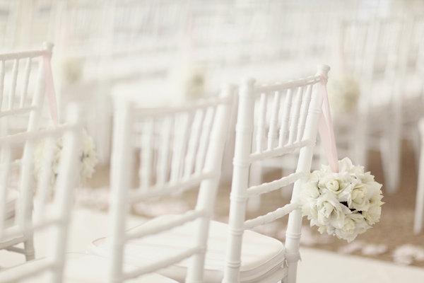Stunning All White Wedding Ideas