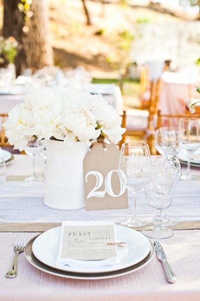 Stunning All White Wedding Ideas Bridalguide