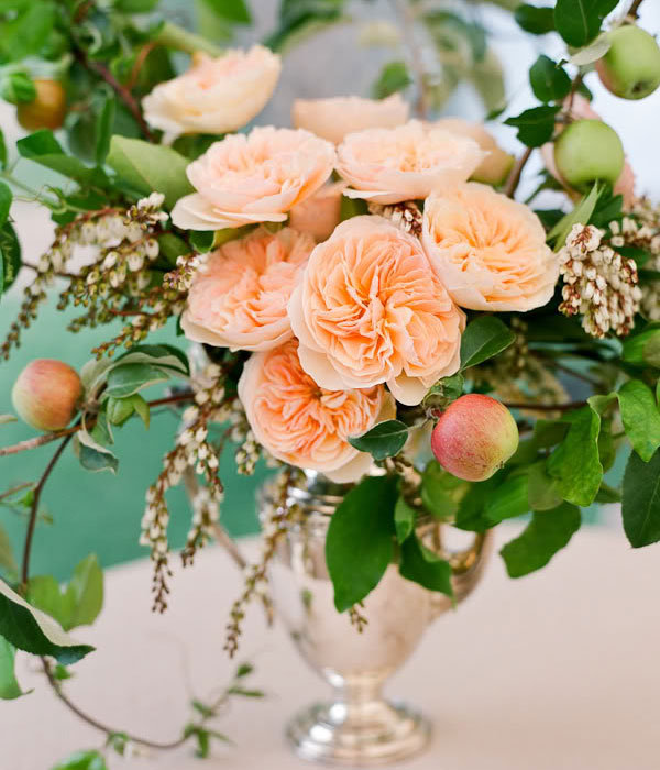 Photo credit stevie ramos photography - 25 Incredible Centerpieces For Fall Weddings Bridalguide