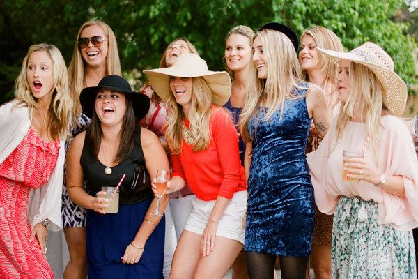 Top five summer bachelorette party destinations bridalguide for Best places for bachelorette parties