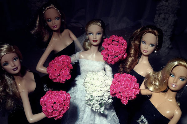barbie weddingg
