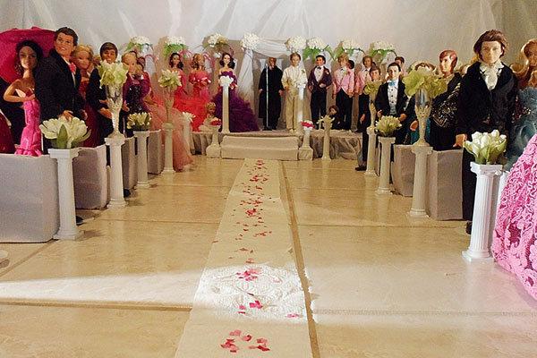Barbie Dream Weddings Come To Life Bridalguide