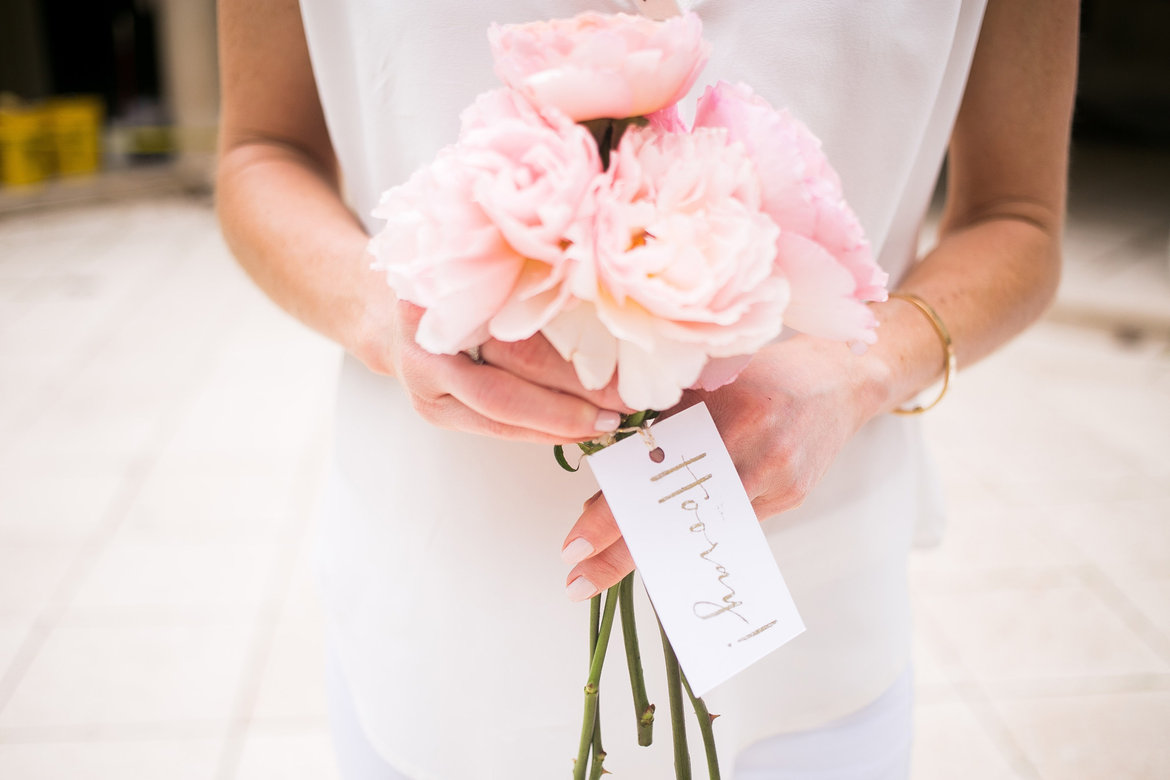 be my bridesmaid floral bouquet