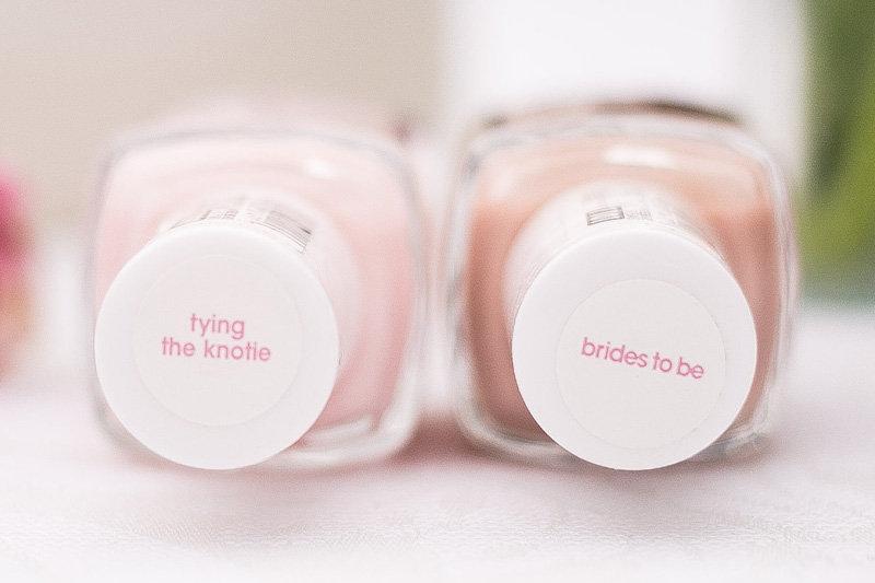 essie bridal nail polish