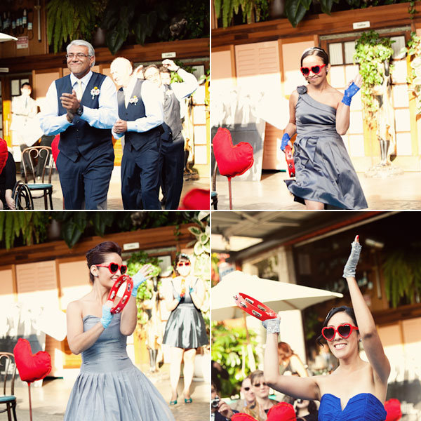 Love Is All You Need: A Beatles Theme Wedding