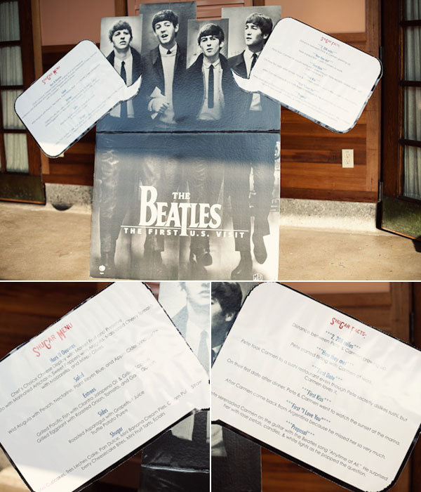 beatles wedding theme