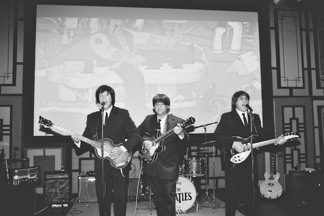 beatles theme wedding