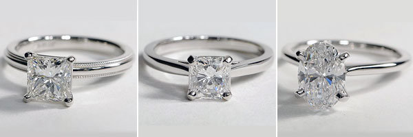 Best Engagement Ring Trends from Blue Niles Fall Preview BridalGuide