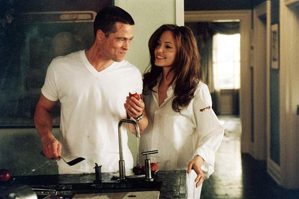mr and mrs smith