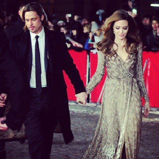 Brad Pitt And Angelina Jolie Wedding Pictures: The Latest Crazy Brangelina Wedding Rumors