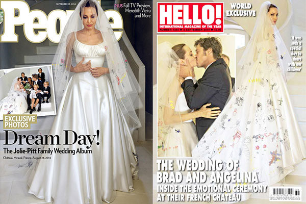 Everything We Know About Brad Angelina S Wedding Bridalguide