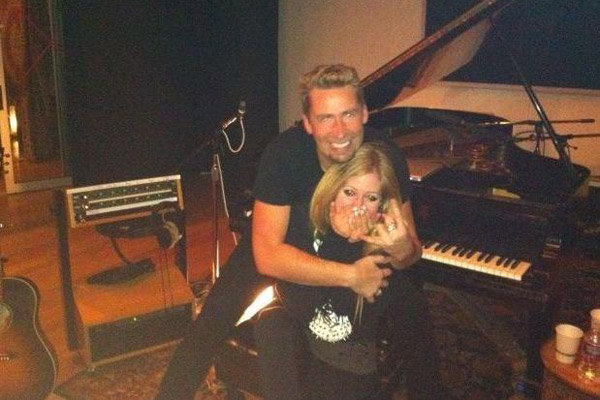 chad and avril