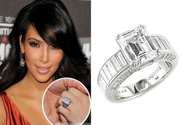 engagement african that big celebrity top made waves diamond rings
