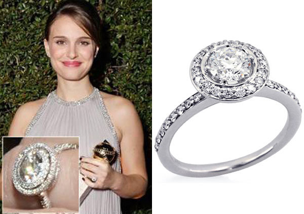natalie portman engagement ring