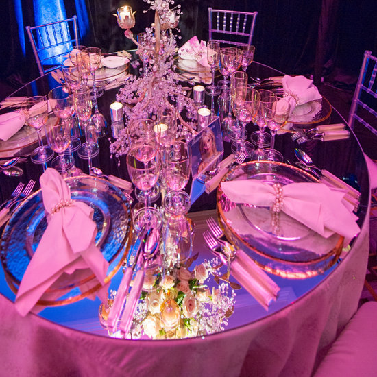 Celebrity Wedding Flowers Centerpieces: Celebrity-Inspired Table Décor