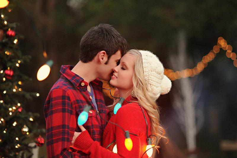 Christmas photo shoot and surprise proposal bridalguide for Surprise engagement photo shoot