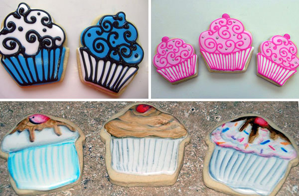 cinderellies sweets cupcake cookies