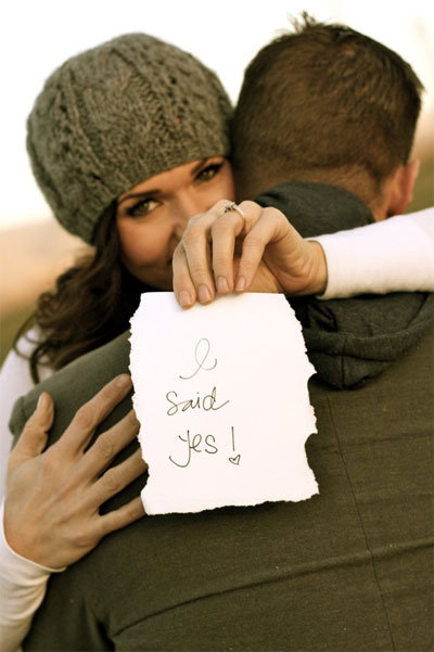 Creative Ways To Announce Engagement