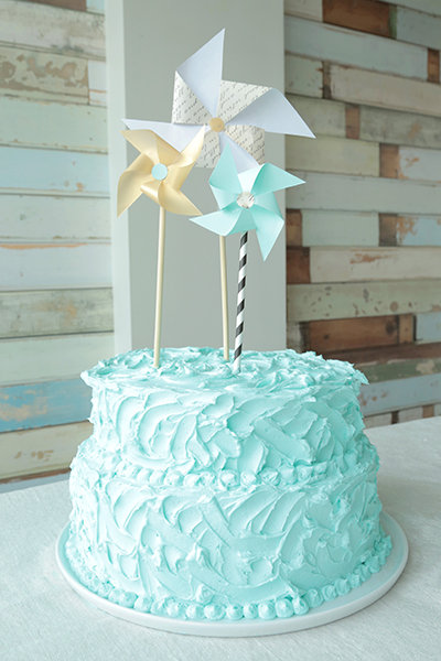 diy textured buttercream wedding cake