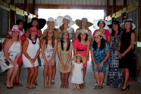 kentucky derby theme bachelorette party