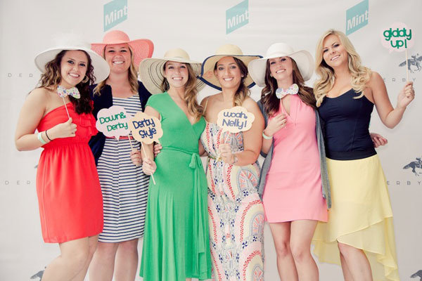 "Throw A ""Down And Derby"" Bachelorette Party"