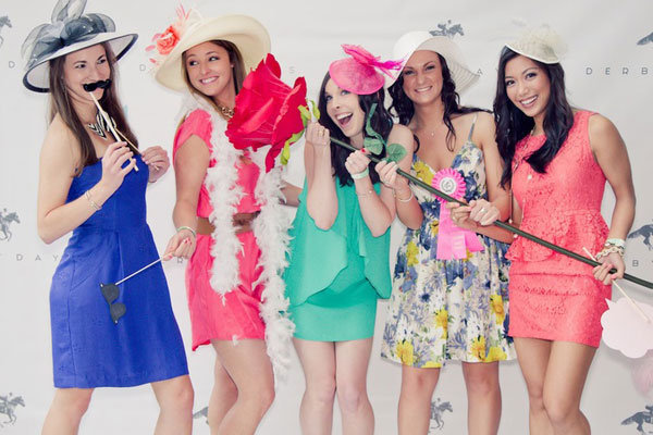 """Throw A """"Down And Derby"""" Bachelorette Party"""