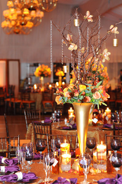 Incredible centerpieces for fall weddings bridalguide
