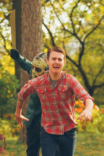friday the 13th engagement photos