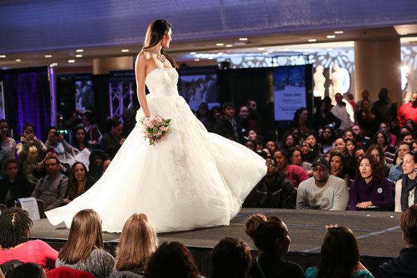 great bridal expo fashion show