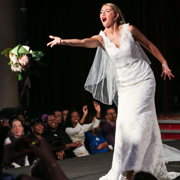great bridal expo fashion
